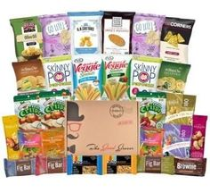 Healthy Snacks And Bars Variety Pack Gift Snack Box Bulk Sampler care Package Bright And Translucent In Appearance