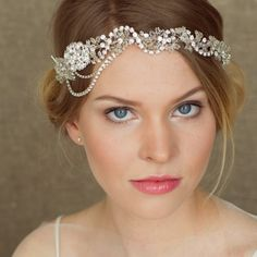 awesome Perfect Selection of Wedding Hairstyles with Headband