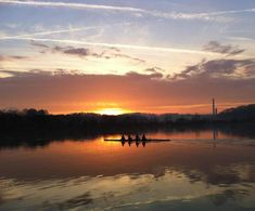 Cincinnati Country Day Crew Quad - row2k Picture of the Day