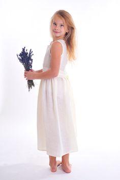 linen dress by zilonisbb on Etsy, $55.00