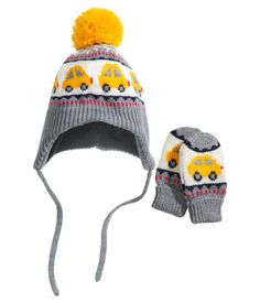H&M Hat and Mittens $12.95