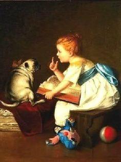 Lucia Mathilde von Gelder: A Pugnacious Pupil