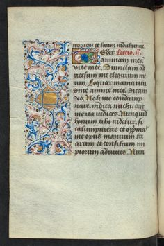 Book of Hours of Simon de Varie. Part 2 — Viewer — World Digital Library