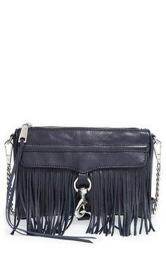 90b132c8de6a Rebecca Minkoff  Fringe Mini MAC  Convertible Crossbody Bag (Nordstrom  Exclusive)