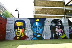 Dondi, Basquiat, Rammellzee by REMI/ ROUGH 201