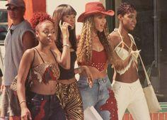 Child of Destiny. Hip Hop Fashion, 90s Fashion, Fasion, Girl Fashion, Fashion Outfits, Womens Fashion, Fashion Trends, Black Girl Magic, Black Girls