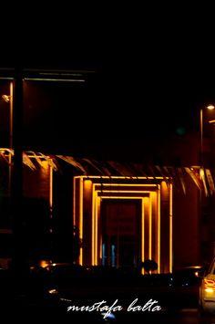 Night Light Series 5  by Mustafa Balta