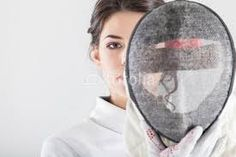 Image result for photography portraits of women fencers