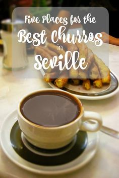Craving some churros? Here are the best places to find them in Seville! devoursevillefoodtours.com
