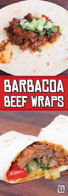 O.G. Barbecue enthusiasts, this one's for you. If you're looking to take your grill game to the next level, check out 0815BBQ's recipe for Barbacoa beef wraps. It's a throwback to the birth of barbecue as we know it, employing the old-school Barbacoa technique -- hearty beef roast, lovingly rubbed with homemade spice seasoning, and slow-cooked to perfection using an open fire Dutch oven.