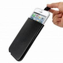 Forro iPhone 5 Piel Frama Pull - Negra  Bs.F. 319,50
