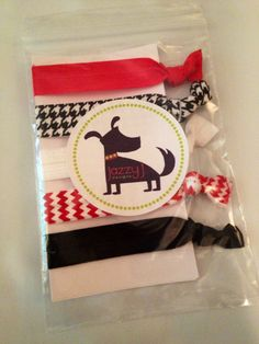 UA University of Alabama Football Hair Ties  by Jazzy J Designs, $5.00  ROLL TIDE ROLL!  BCS National Championship Game!