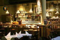Steak in Wien Liquor Cabinet, Places To Go, Restaurant, Steaks, Vienna, Furniture, Home Decor, Homemade Home Decor, Diner Restaurant