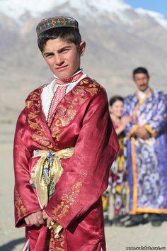Tajik family.