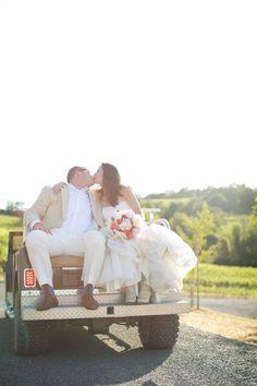 Megan Reeves Photography | Arista Winery Wedding | Lauren & Eric