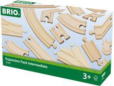 Kjøp BRIO World 33402 Påbygningssett Baner og Veksler på Jollyroom.no - Alltid fri frakt over 1000 kr - Prisløfte - 365 dagers åpent kjøp