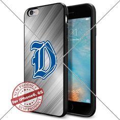 Case Duke Blue Devils Logo NCAA Cool Apple iPhone6 6S Case Gadget 1112 Black Smartphone Case Cover Collector TPU Rubber [Silver BG] Lucky_case26 http://www.amazon.com/dp/B017X149J6/ref=cm_sw_r_pi_dp_Yfltwb089443J