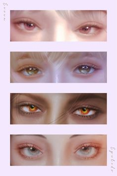 Roli Cannoli CC Findz Corner — eccenh: [ECCEN]Eyelids N1 30 Swatches HQ... Sims 4 Body Mods, Sims 4 Game Mods, Sims 4 Cas, Sims Cc, Sims 4 Couple Poses, Sims 4 Cc Eyes, The Sims 4 Skin, Sims 4 Anime, Sims 4 Collections