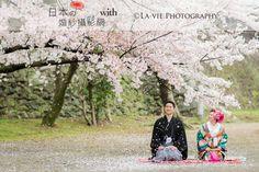 [攝影機構] LA-VIE Photography 福岡 舞鶴公園 櫻花