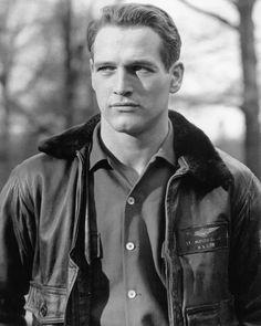 Paul Newman dans From The Terrace, 1960.