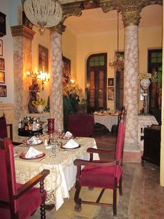 San Cristobal Resturant Special Evening Delious Food Right down the street from our guest house.Obama ate there March 2016 Havana Restaurant, Going To Cuba, Cuban Culture, Cuba Travel, Havana Cuba, Beautiful Islands, Trip Advisor, Places To Go, Html