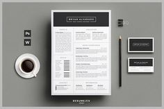 Welcome to my shop tnsdesign! With many years experience of resume cv design and assisting people on around the world land their dream job. Template Cv, Best Resume Template, Resume Design Template, Business Resume, Job Resume, Resume Tips, Cv Tips, Teaching Resume, Resume Writing
