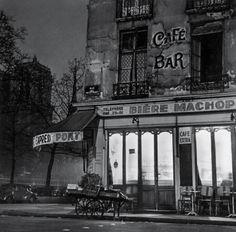 Paris 1950 Photo: Ken O'Brien