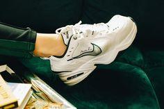 935cf79a4b2 Nike Air Monarch IV x Martine Rose - White - Sneaker Politics