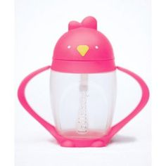 Lollacup Infant / Toddler Straw Sippy Cup