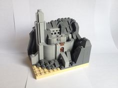 Micro Middle-Earth: Helm's Deep   Flickr - Photo Sharing!