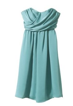 bridesmaid dress idea ;)