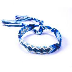 Voyagez en Amérique du Sud avec ce #bracelet BRESILIEN croisé, la touche #ethnique de votre look !