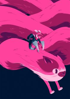 Adventure Time! by Matt Taylor #geek #animation #illustration