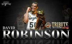David Robinson - San Antonio Spurs