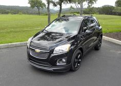Chevy Trax adds expressive Midnight Edition to lineup