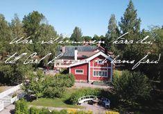 Carl Larsson-gården – War välkommen kära du, till Carl Larsson och hans fru! Carl Larsson, Places To Visit, Cabin, War, House Styles, Holidays, Home Decor, Cabins, Holiday