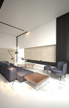 AD office - interieurarchitect - Arçen Dockx — L 1113