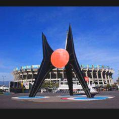 Estadio Azteca, Mexico, DF