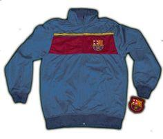 UEFA Adult FC Barcelona Track Jacket - Away Rhinox. $34.95