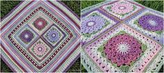 Free Crochet Pattern Hello! Around the Bases is a crochet project stitch sampler that transforms YOUR most loved focus hinder into an afghan. It can be made with any square or rectangle theme, utilizing any yarn weight. The written pattern is below. If you like this post give us the Like 🙂  SAVE THIS PATTERN TO …