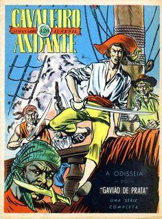 GCD :: Cover :: Cavaleiro Andante #120