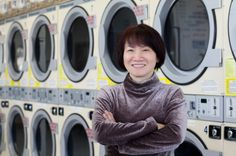 One popular small business found in almost all urban areas are laundromat businesses offering full-service coin-op laundry (washing, drying, and optional folding) services. Learn how to start a laundromat or coin laundry business. Coin Operated Laundromat, Coin Operated Laundry, Laundromat Business, Laundry Business, Laundry Shop, Coin Laundry, Business Offer, Home Based Business, Business Lady