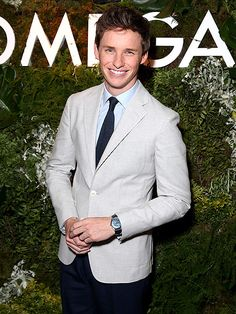 Star Tracks: Friday, June 5, 2015 | BE ON WATCH | Omega's new international ambassador Eddie Redmayne looks like the man for the job Thursday at the watch brand's VIP dinner in his honor in London.