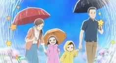 Udon no Kuni no Kiniro Kemari, Anime, うどんの国の金色毛鞠, Poco Udon World, Manga