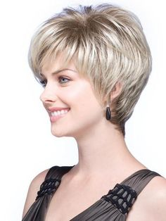 Search results for: 'wigs women s megan by noriko' - Wilshire Wigs Short Grey Hair, Short Hair With Layers, Short Wavy, Short Hair Cuts For Women, Short Hairstyles For Women, Straight Hairstyles, Real Hair Wigs, Short Hair Wigs, Short Hair Styles