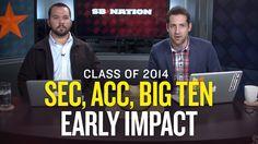2014 Signing Day: SEC, ACC, Big Ten analysis, early impact freshmen