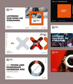 Creative Facebook Ad Banner Templates Facebook Ad Template, Banner Template, Social Media, Ads, Templates, Songs, Creative, Stencils, Vorlage