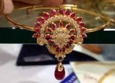 Jewellery Designs: armlet