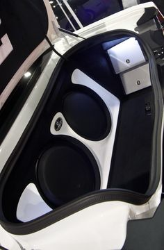Dodge Challenger Installation performed for celebrity client by Ultimate Audio