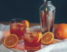 Craft & Cocktails: Negroni Week The Boulevardier